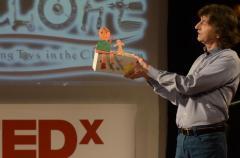 Joel at TEDx